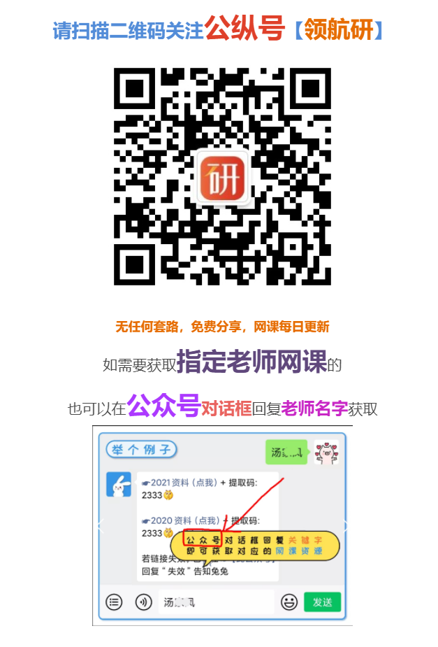 [kaoyan.com]请扫描关注【领航研】,回复关键词领取网课真题.png